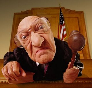 Judges Above the Law